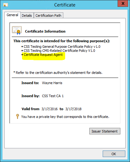 Safely adding san information to a certificate request this certificate and associated private key should be located on a workstation where the administrator would have access to both yadclub Images